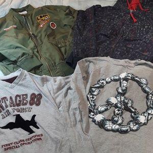 Lot Boys Clothes Sz. 10 -14